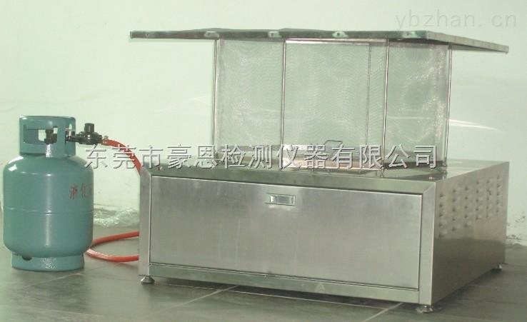 中山电池燃烧试验机