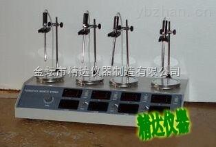 HJ-2B-雙頭雙數顯恒溫磁力攪拌器