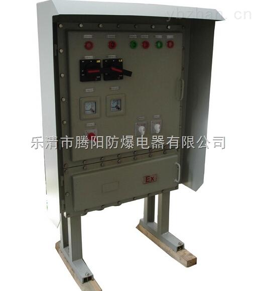 特殊加工防爆配电箱壳体 定做非标壳体防爆配电箱