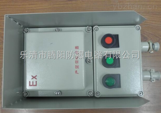 防爆綜合磁力起動器IIB/DIP