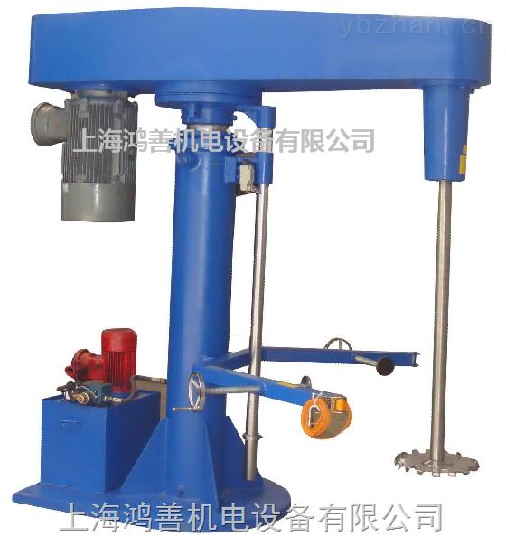 HFS-Y-液压升降高速分散机