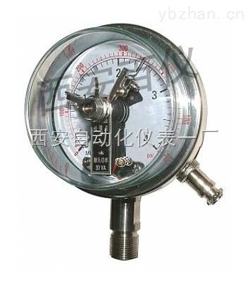 YXCJ-100,磁继电接点压力表/YXCJK