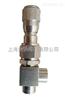 不锈钢带刻度微量调节角式针型阀