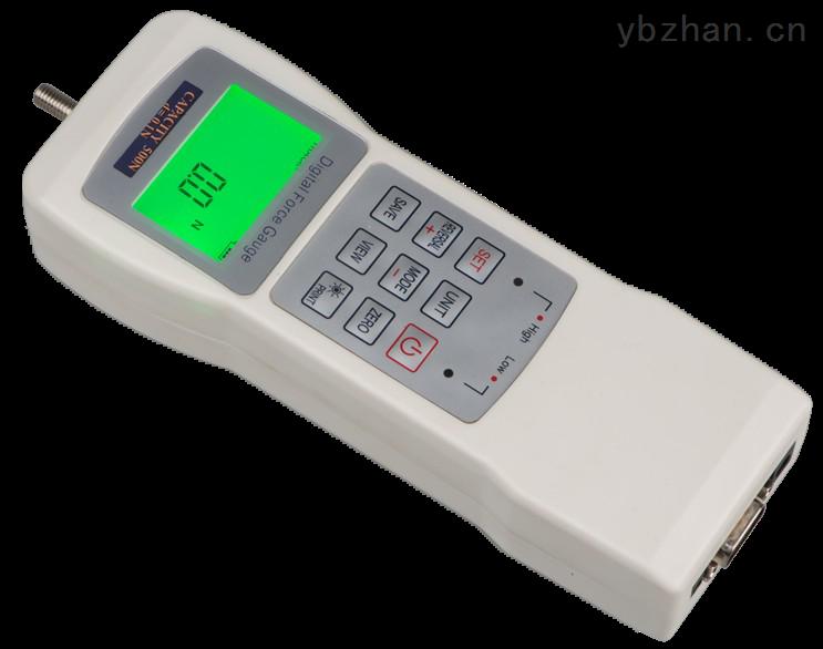 温州海宝便携式数显推拉力计HG200N拉力表