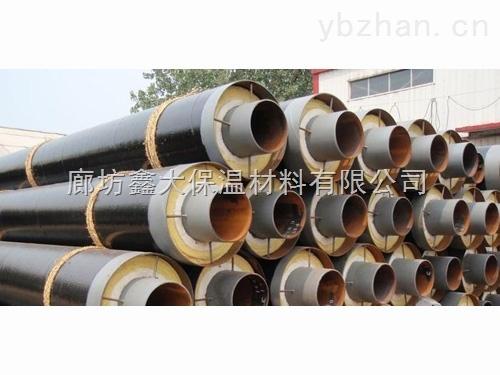 供应高密度聚乙烯黑黄夹克保温管厂家,聚乙烯空调专用保温管规格