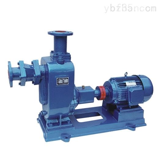 ZX型-工业自吸泵|卧式自吸离心泵