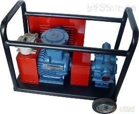 KYB型-移動式自吸滑板泵