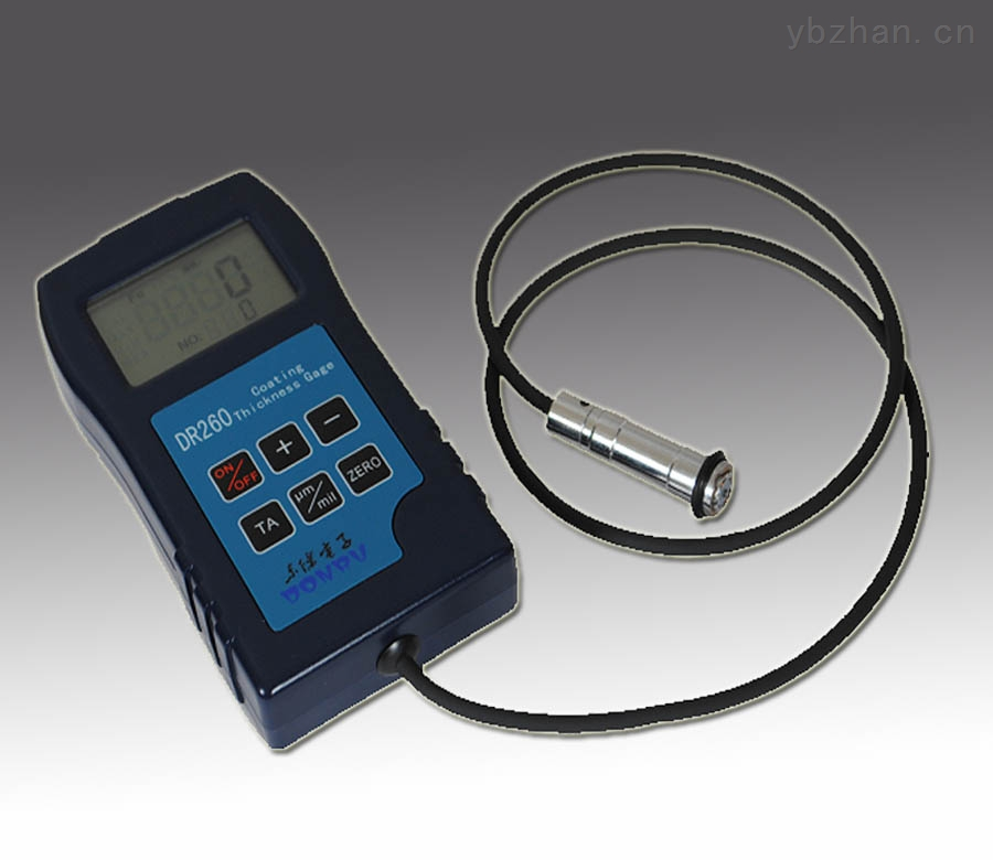 供应怎么样检测镀锌板热浸锌层厚度仪器-DR260