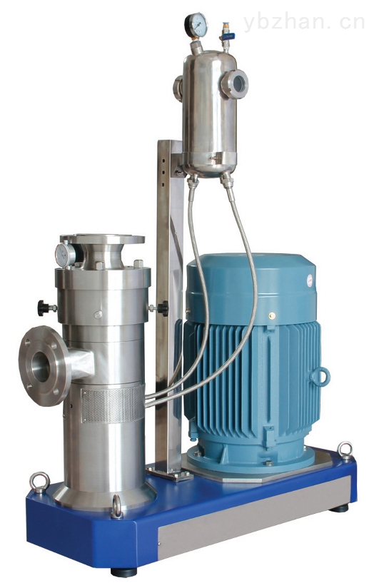 管线式碳纳米超级电容器研磨分散机