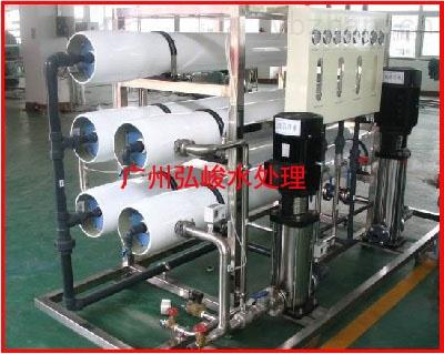福建明辉化工·15T/H纯水设备