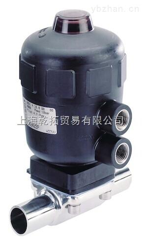 BURKERT不锈钢卫生级隔膜阀141589