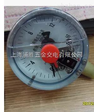 YNXC 100耐震磁助式电接点压力表 YNXC-100 0-16MPa 0-160公斤