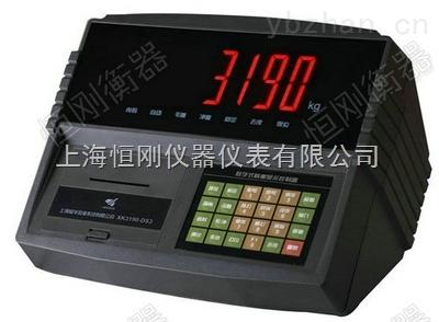 上海地磅顯示器多少錢一臺