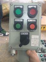 两个指示灯两个按钮防爆防腐操作柱带立柱