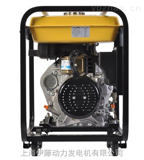 3千瓦电启动柴油发电机