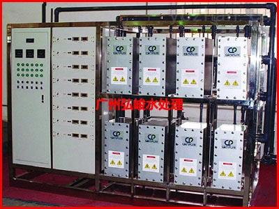 比亚迪研发中心-EDI实验室超纯水机