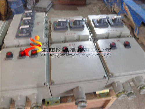 BXD浙江赢阳防爆动力配电箱