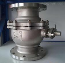 Q41F 型 PN16~PN63 浮动软密封球阀,上海良工、沪工不锈钢阀门