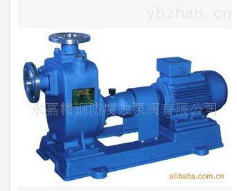 ZX25-25-125-清水自吸式离心泵 ZX系列节能不锈钢大流量自吸泵