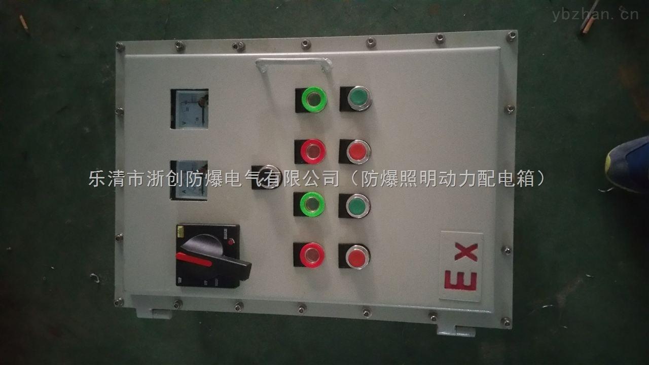 防爆电机控制箱(图)