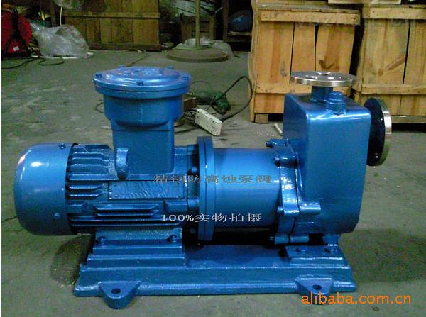 ZCQ20-14-110-无泄漏磁力化工泵