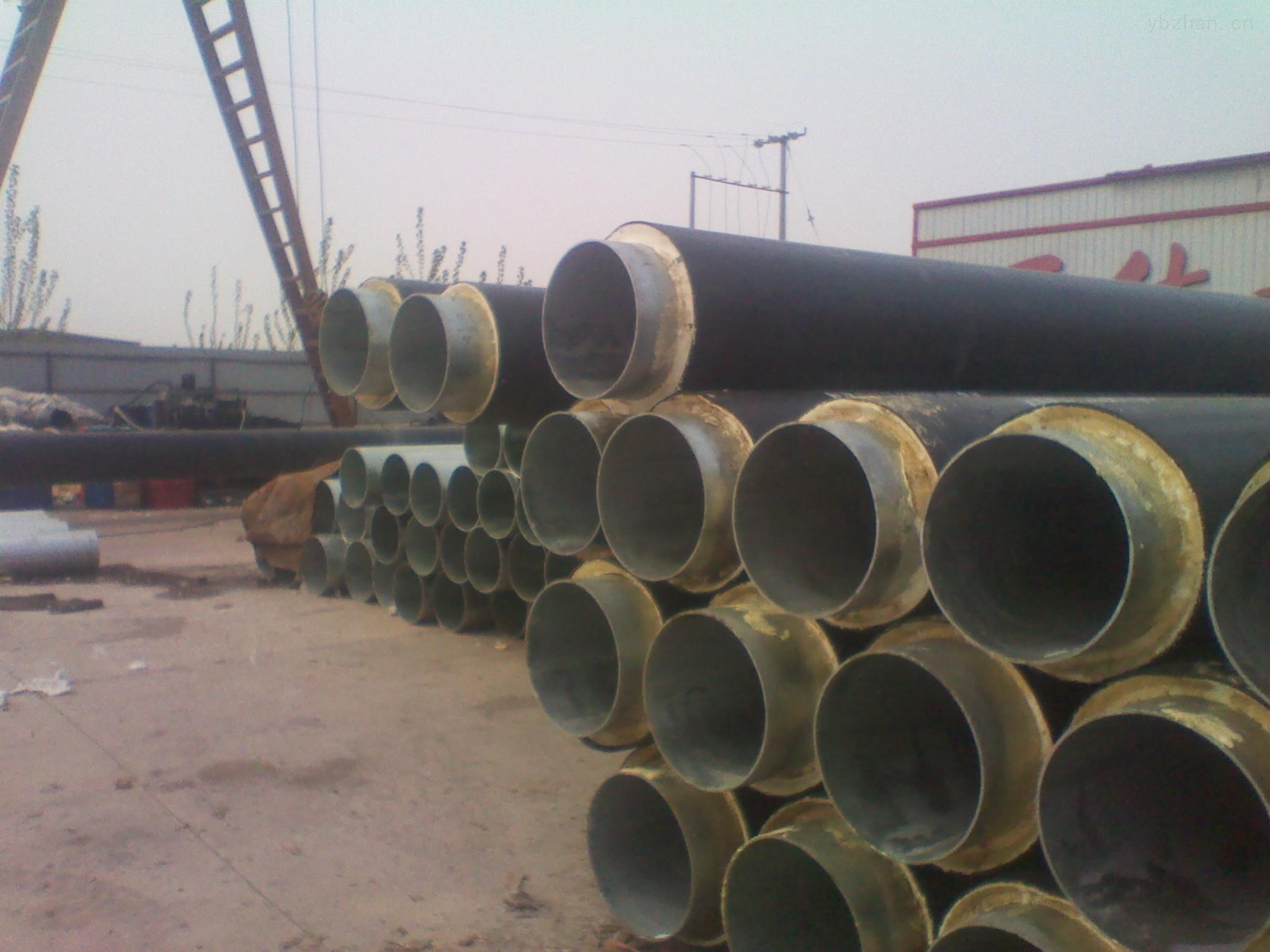 北京聚氨酯直埋式保温管