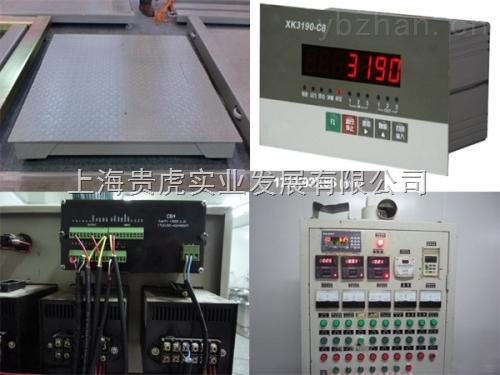 GH-SCS-帶4-20ma控制輸出地磅,2噸小地磅