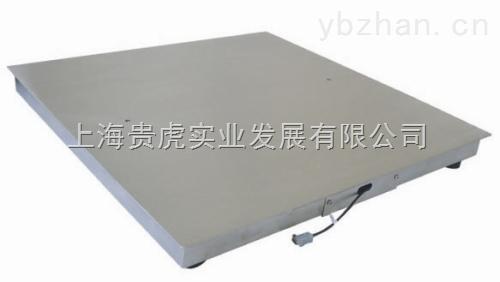 GH-EX-SCS-福州防爆電子秤2噸,防爆小地磅2噸多少錢