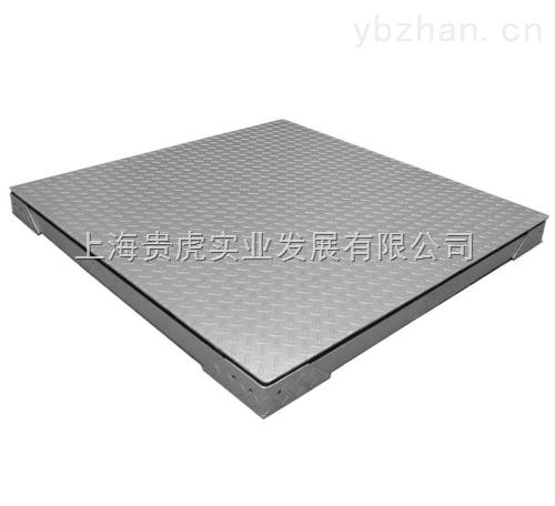 GH-SCS-双层电子地磅1吨,全电子小地磅2吨尺寸