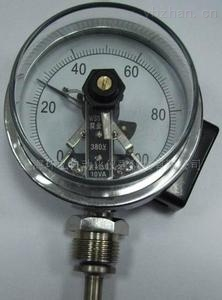 不銹鋼電接點壓力表YXC-100