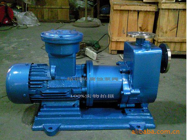 65-50-160-无泄漏磁力化工泵