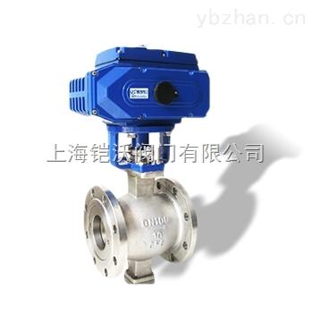 ZDRV947F-16V/P-電動V型調節球閥