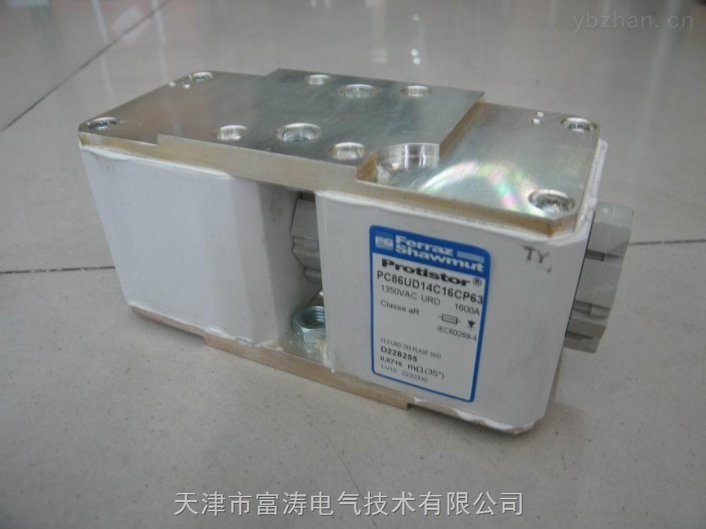 FERRAZ,半导体保护直流熔断器