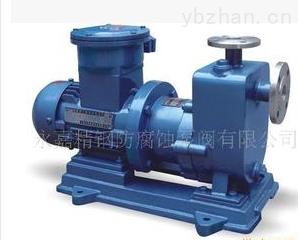 ZCQ40-32-160-ZCQ40-32-160自吸式磁力泵无泄漏磁力化工泵