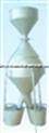 JFYZ-A-II钟鼎式分样器的结构