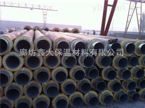 辽宁省钢套钢蒸汽直埋保温管施工机理