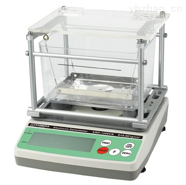 塑胶粉末、颗粒、块状密度测试仪