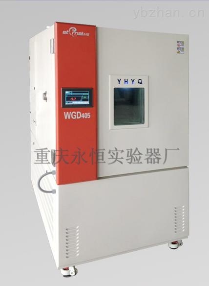 重庆永恒准型恒定低温试验箱