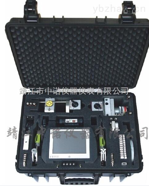 FAC993擠壓機管道直線度測量儀