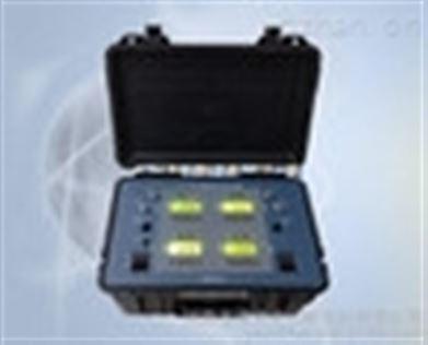四气路智能数显式恒流大气空气气体采样器