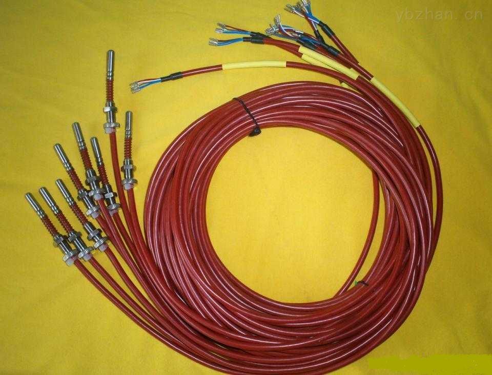 WZPM-201端面鉑熱電阻