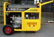 大泽动力TOTO190A-汽油发电机带电焊机