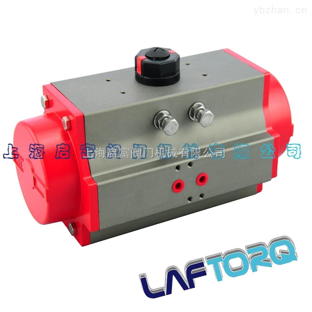 专业生产 气缸 SR100 气动执行器 可配球阀蝶阀 气动阀装置