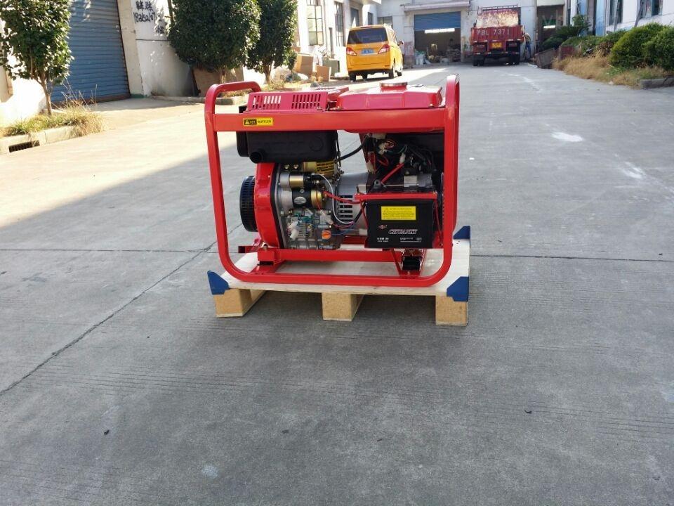 200A永磁柴油发电电焊机