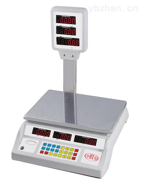 現貨供應計價電子秤,超市專用計價桌秤廠家