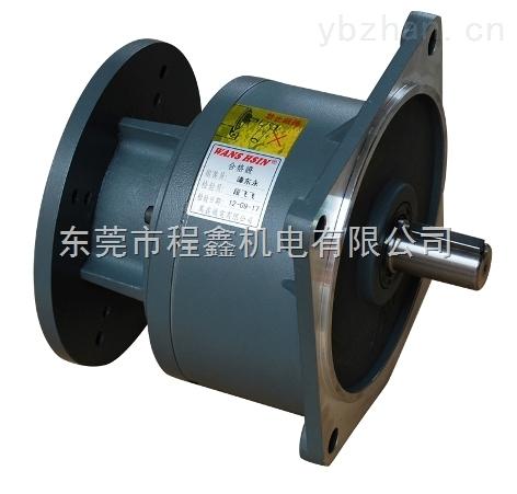 免加油直接型齿轮减速箱