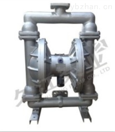 QBK/QBY3-65鋁合金氣動隔膜泵 2.5寸加藥英格索蘭泵 安全衛生