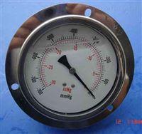 供應軸向充油耐震真空壓力表