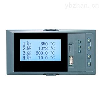 厂家供应多功能压力彩屏无纸记录仪