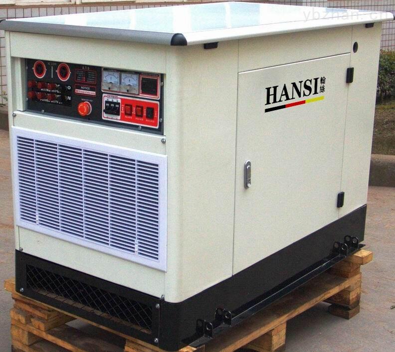 翰丝30KW汽油发电机专业快速